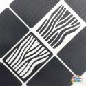 Zebrastreifen Nail Vinyls