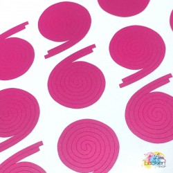 Round & Round Nail Vinyls Lina Lackiert Shop