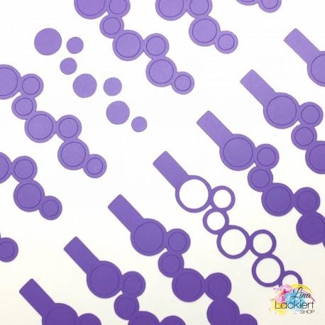 Bubbles Nail Vinyls Lina Lackiert Shop