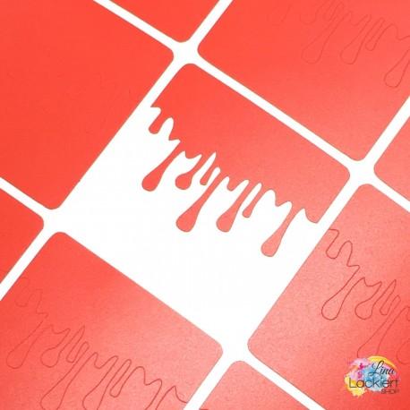 Blutig Nail Vinyls aus dem Lina Lackiert Shop