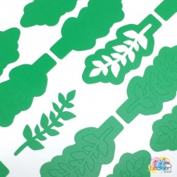 Blätterranke