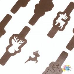 Rudolph Nail Vinyls