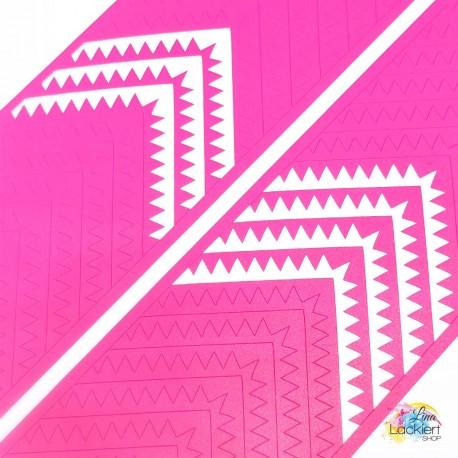 Zacken Tape Nail Vinyls Lina Lackiert Shop