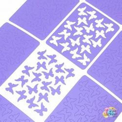 Schmetterlinge Nail Vinyls