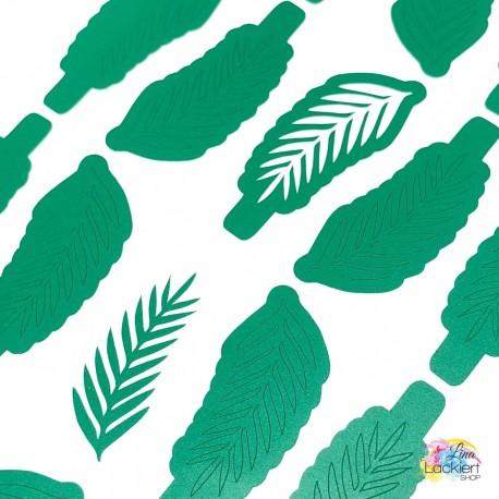 Palmenblatt Nail Vinyls Lina Lackiert Shop