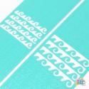 Wasser Tape Nail Vinyls