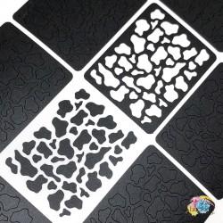 Kuhflecken Nail Vinyls Lina Lackiert Shop
